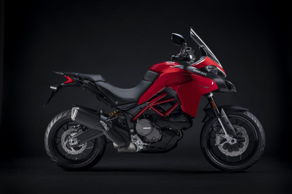 Ducati BS6 Multistrada 950 S   launched in India