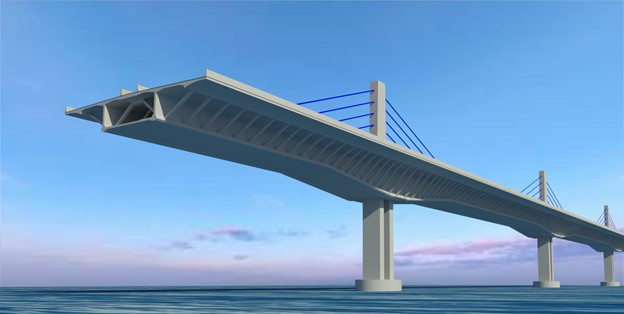 L&T Construction Awarded Large Contract to Build India's Longest River Bridge