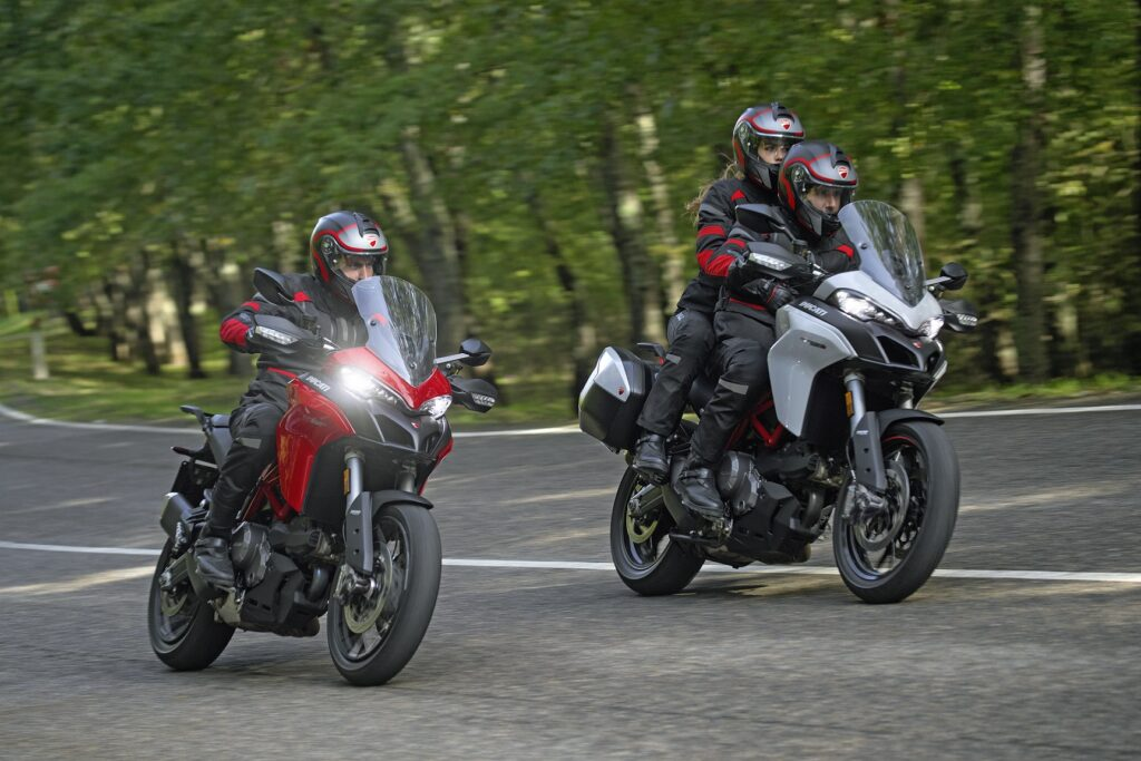 Ducati launches its first BS6 Multistrada 950 S in India