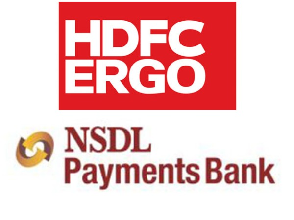 NSDL Payments  Bank  joins hand with HDFC ERGOTO  offer customised insurance solutions