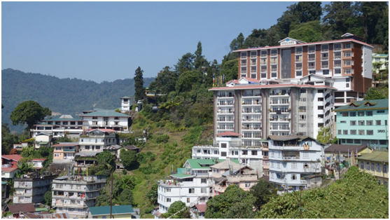 Sinclairs Hotels announces launch of Sinclairs Gangtok the 8th property in the Sinclairs chain