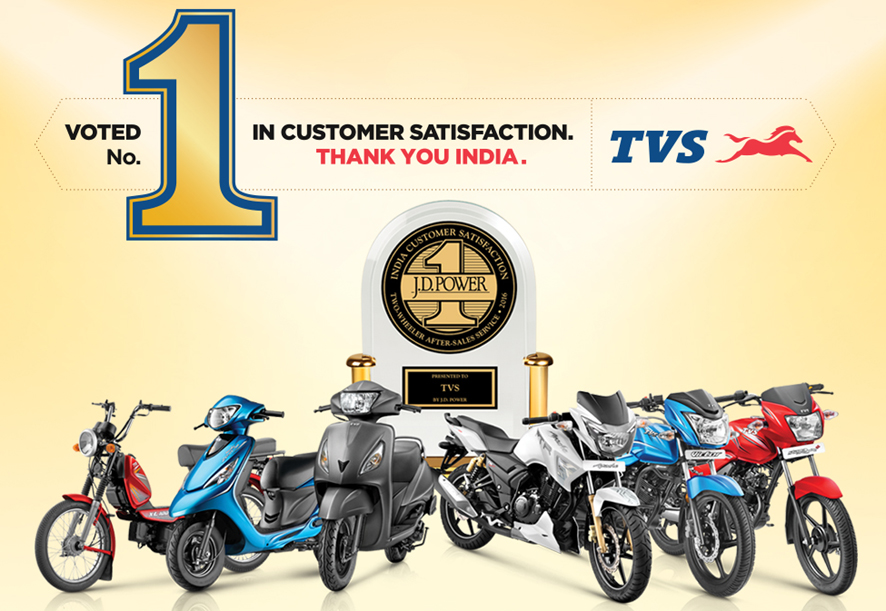 TVS Motor Company sales in November 2020 grows by 21%