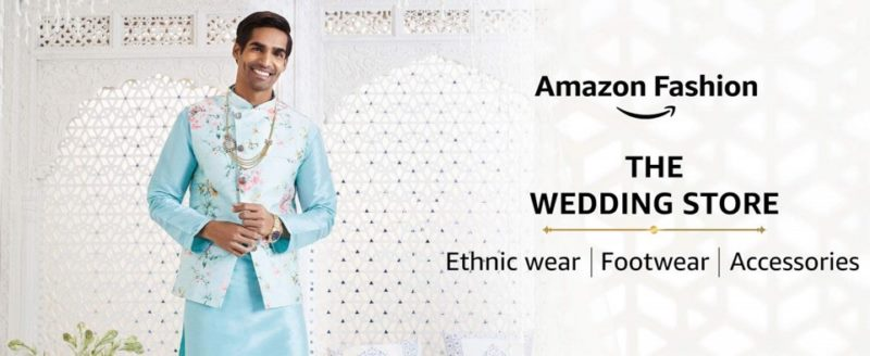 Amazon.in helps you make right choice this wedding season; offers array of fashion styles and beauty looks