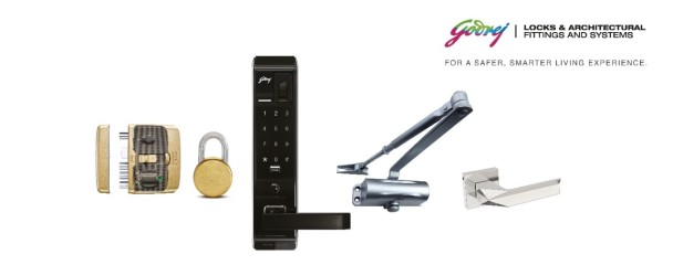 People from different cities of Gujarat win big with Golden Festival offer of Godrej Locks & Architectural Fittings
