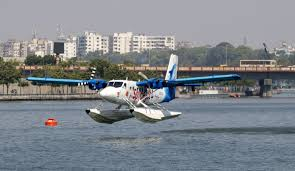 SpiceJet to restart seaplane flights between Statue of Unity and Sabarmati Riverfront