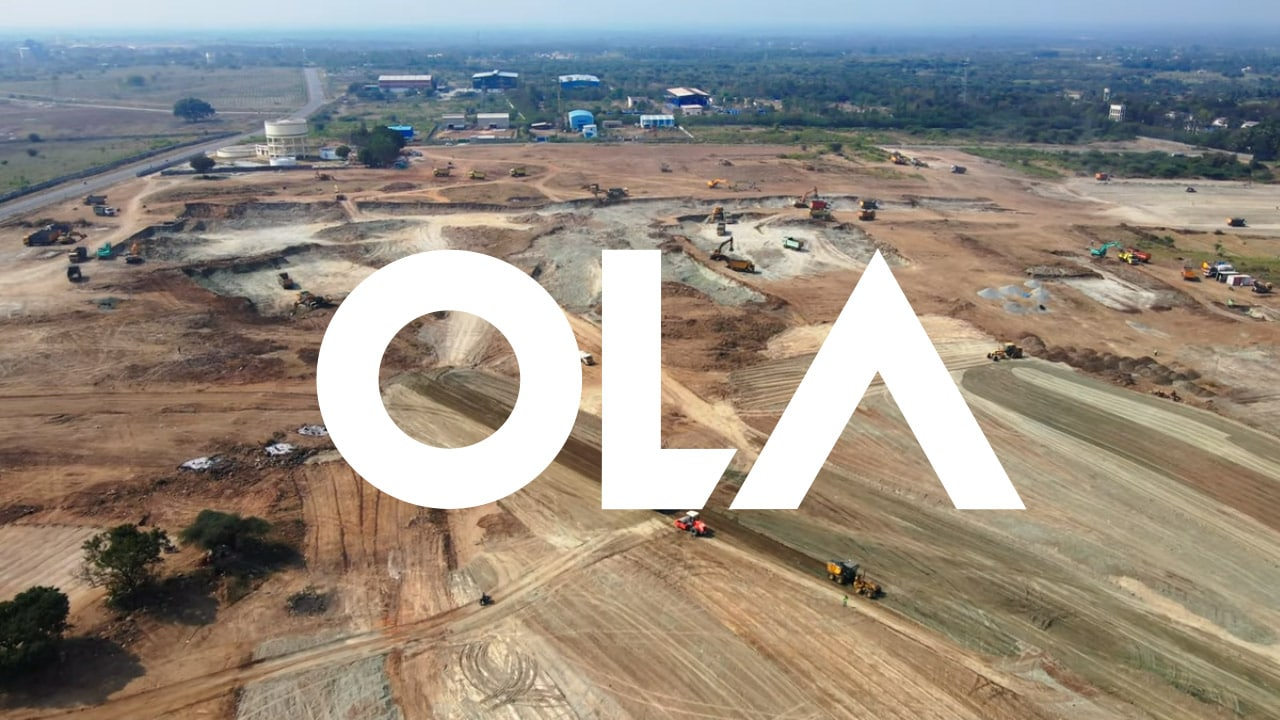 World's largest two-wheeler factory will be constructed by Ola