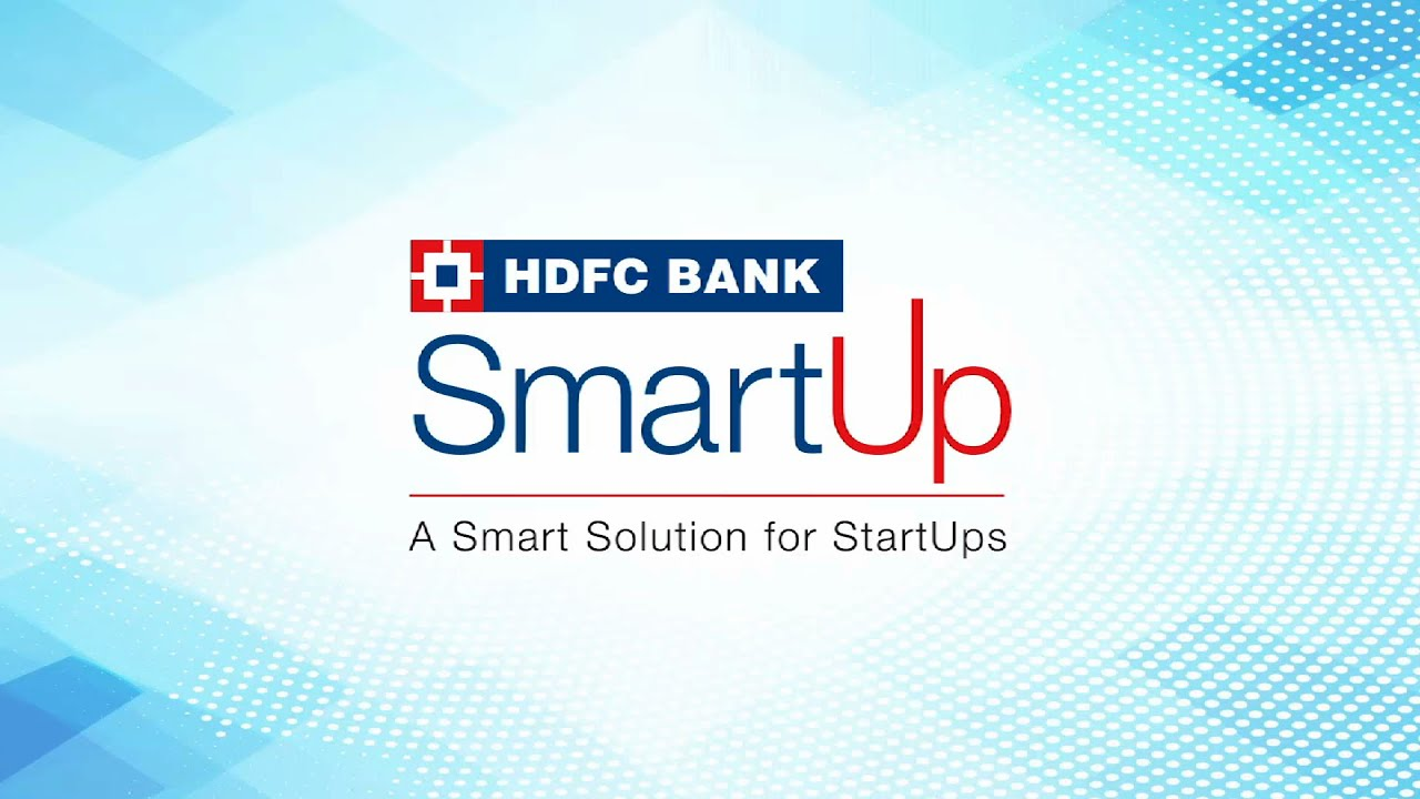 How to apply for start-ups -HDFC Bank invites SmartUp for startup grants