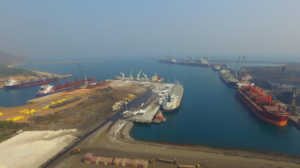 Adani Ports to acquire controlling interest of 58.1% in Gangavaram Port