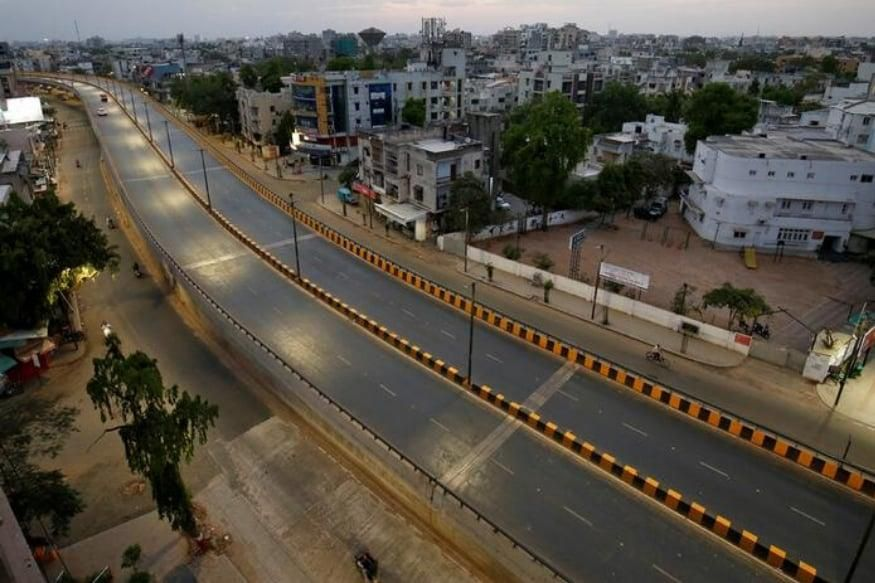 Night curfew in 20 cities of Gujarat restrictions in impact until April 30