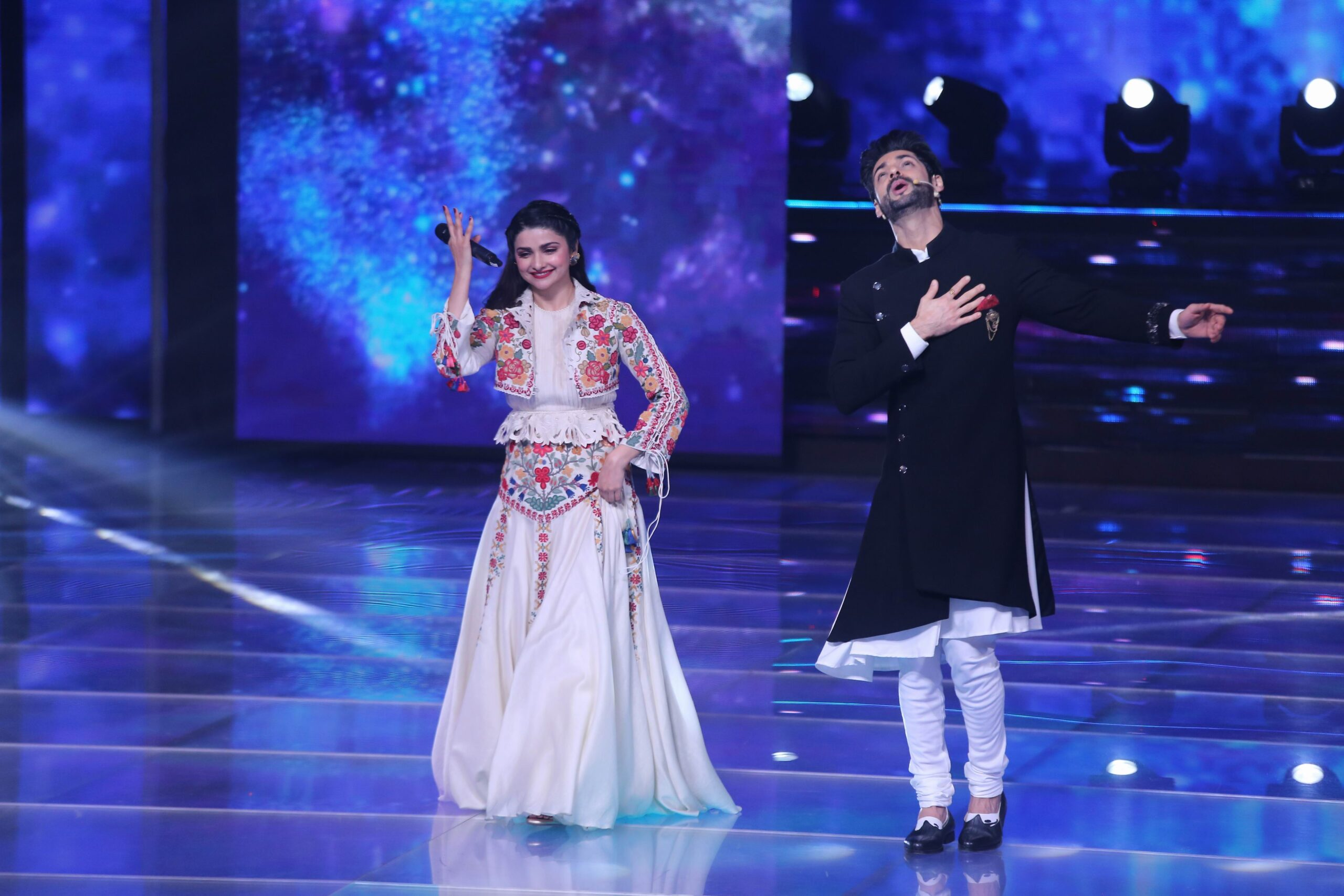 Prachi Desai feels like home on visiting Zee TV's Indian Pro Music League