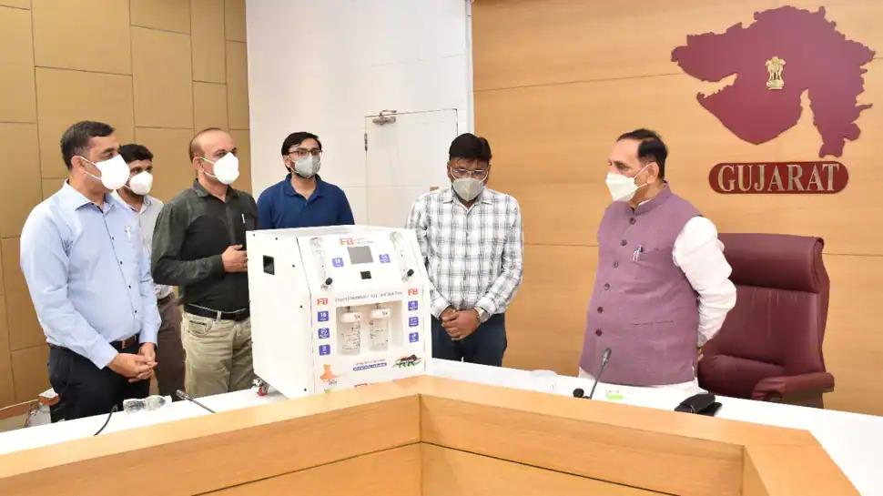 Rajkot youths develop portable Oxygen Concentrator