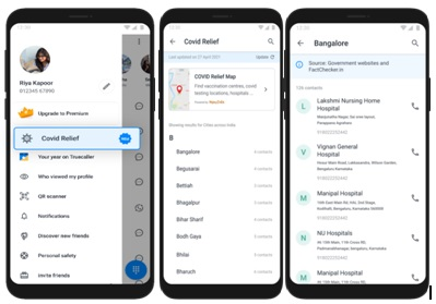 Get more reliable COVID-19 information: Truecaller partners with MapmyIndia, FactChecker