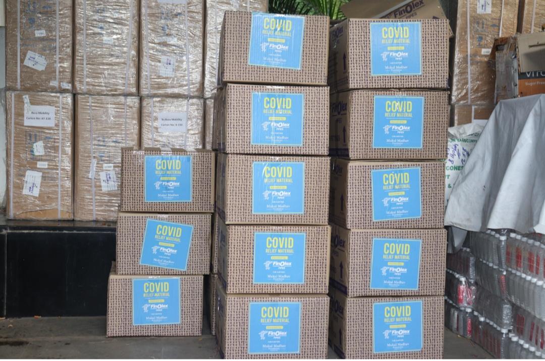 Finolex Industries announces covid relief efforts