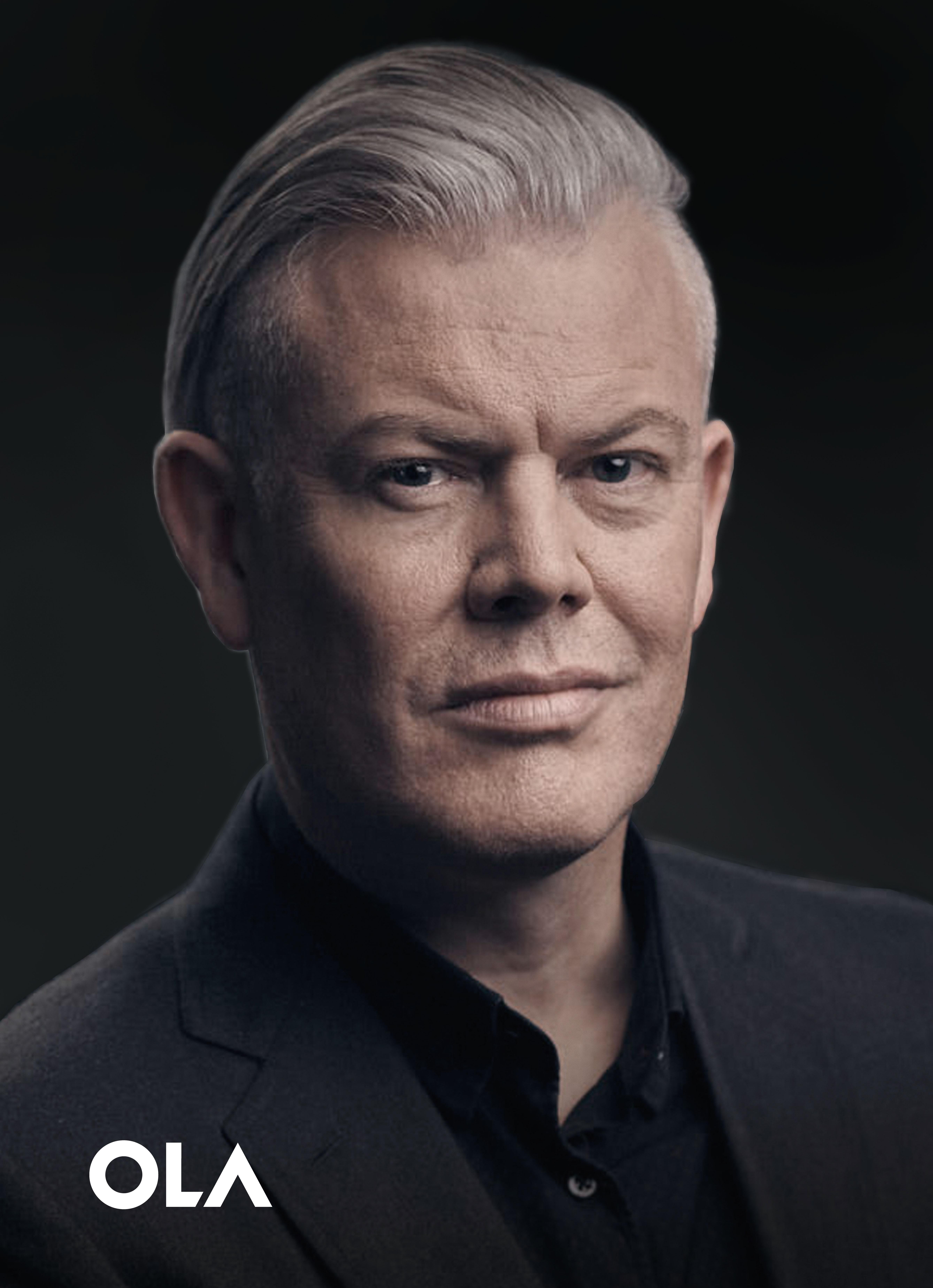 Wayne Burgess as Head of Vehicle Design