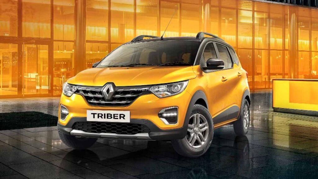 Renault TRIBER achieves 4-Star Adult and 3-star Child ratings From Global NCAP