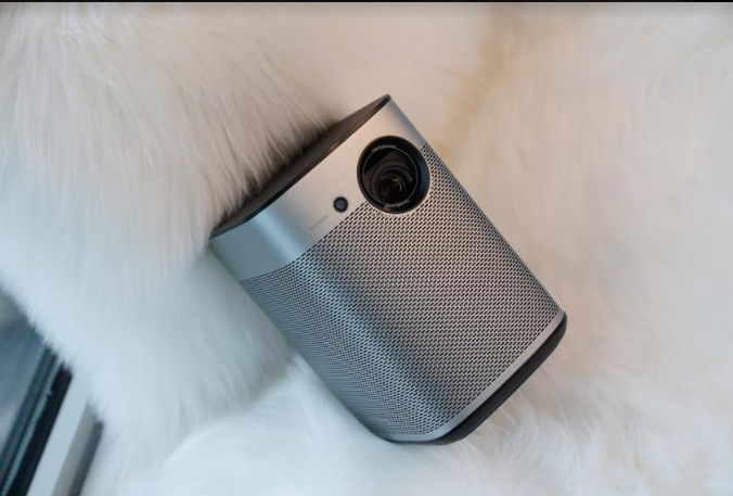 XGIMI presents Halo:Experience pure magic in a box with the best portable Projector of 2021
