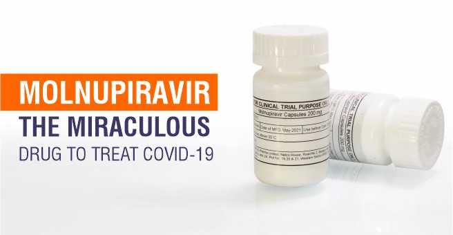 Molnupiravir for COVID-19