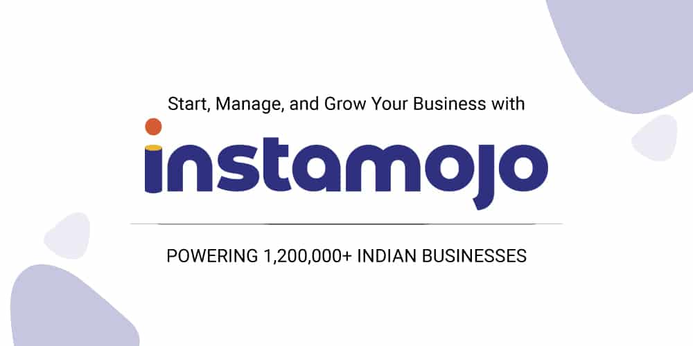 Instamojo forays into e-commerce sector: aims at powering 100k DTC brands at the end of 2021