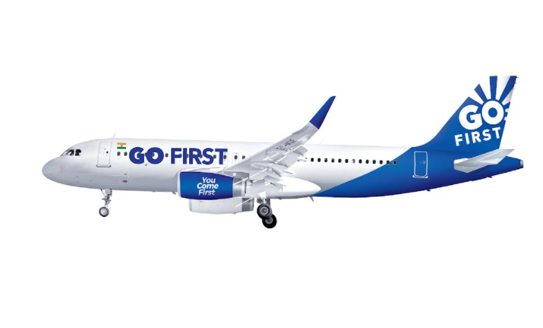GO FIRST Marks a stellar growth in market share to 8.3%