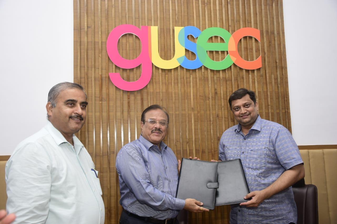Dr. Jaimin Vasa MSME Chair at Gujarat University