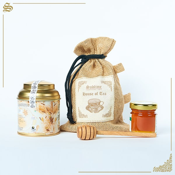 This Raksha Bandhan, uplift your sibling wellness quotient with an exquisite gift from Sublime House of Tea