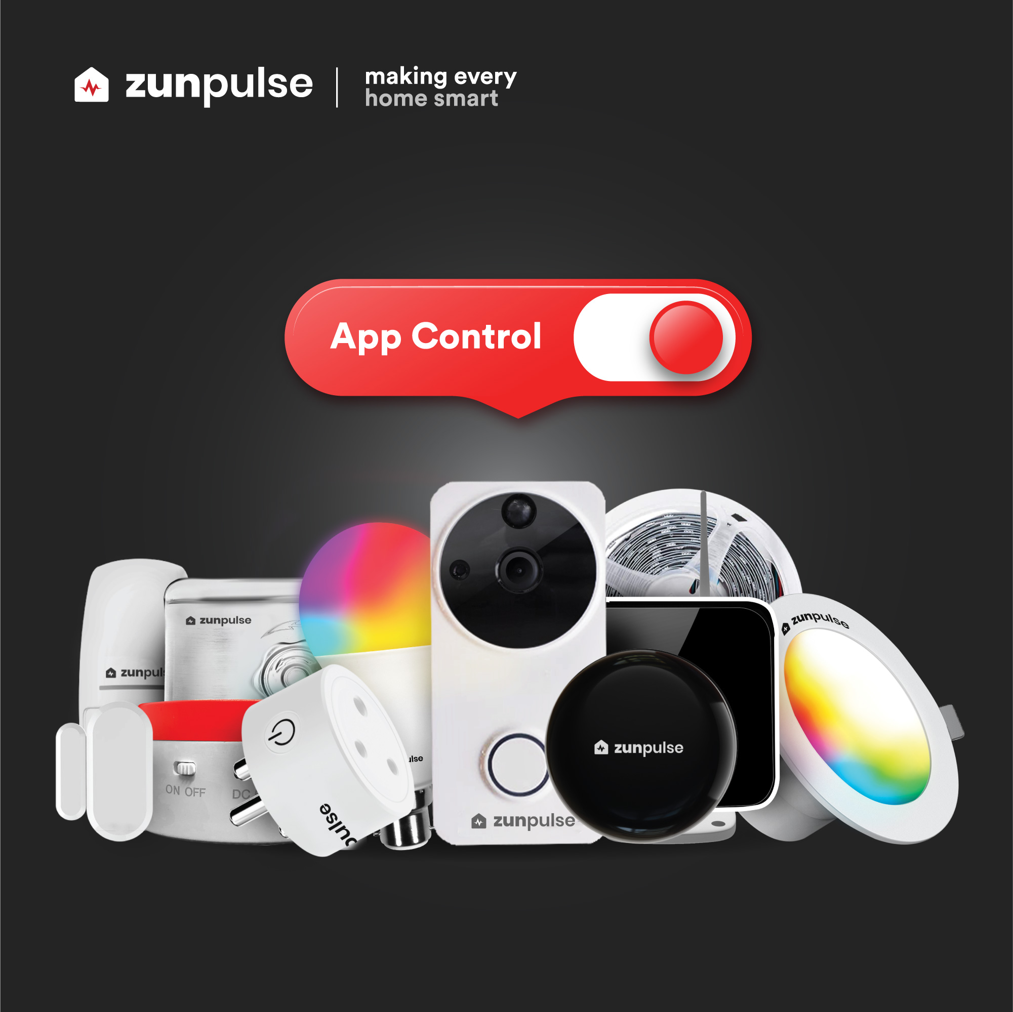 zunpulse expands its IoT Smart Appliances Product Portfolio with a new range of smart products