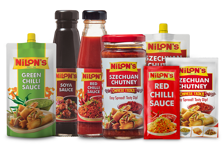 Nilon's strengthens its Chinese product portfolio with a range of new-age sauces and condiments