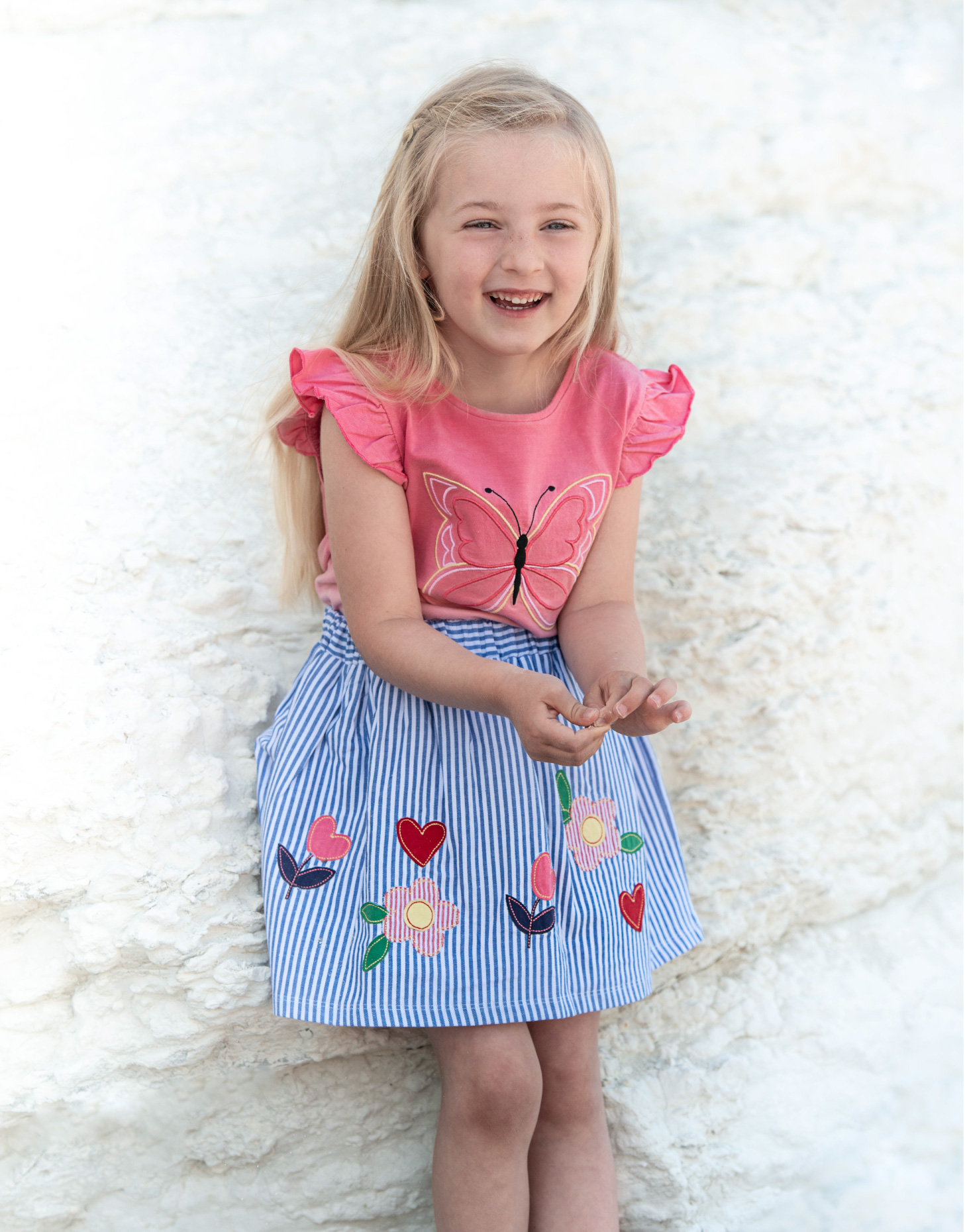 Lilly and Sid Britain's Leading Organic Kids Wear Brand Now in India