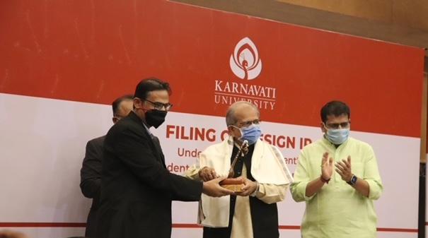 Academic Community, Students of Karnavati University File Record 156 IPs