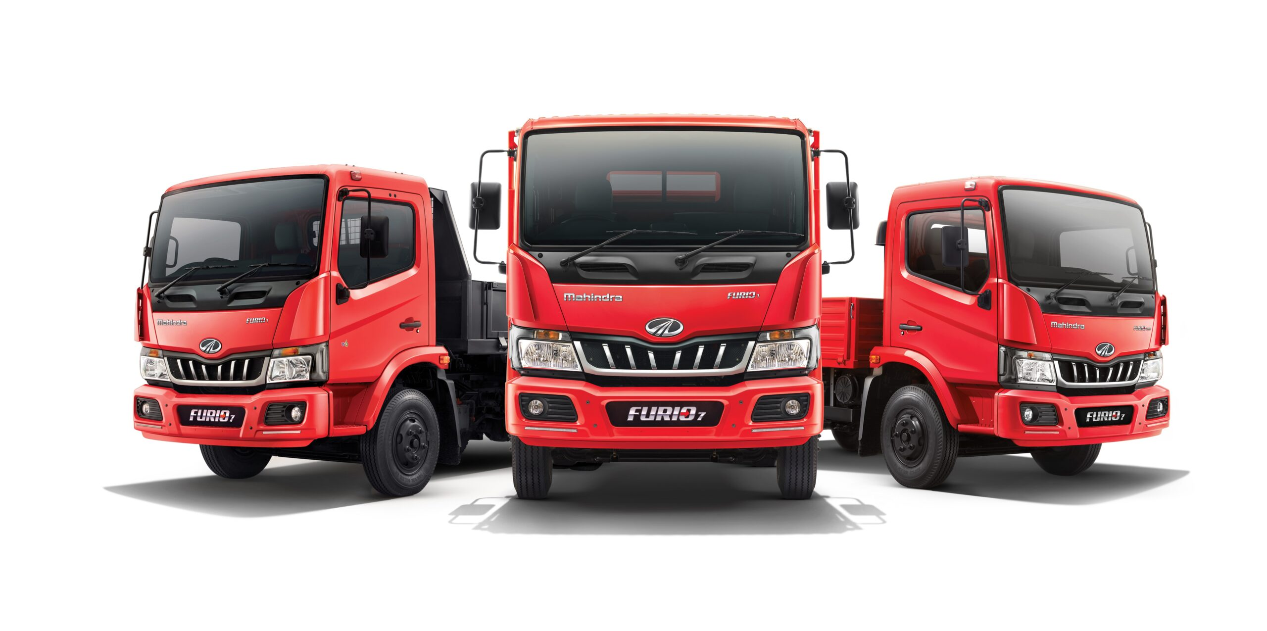 Mahindra Launches the All New FURIO 7 range of LCV Trucks