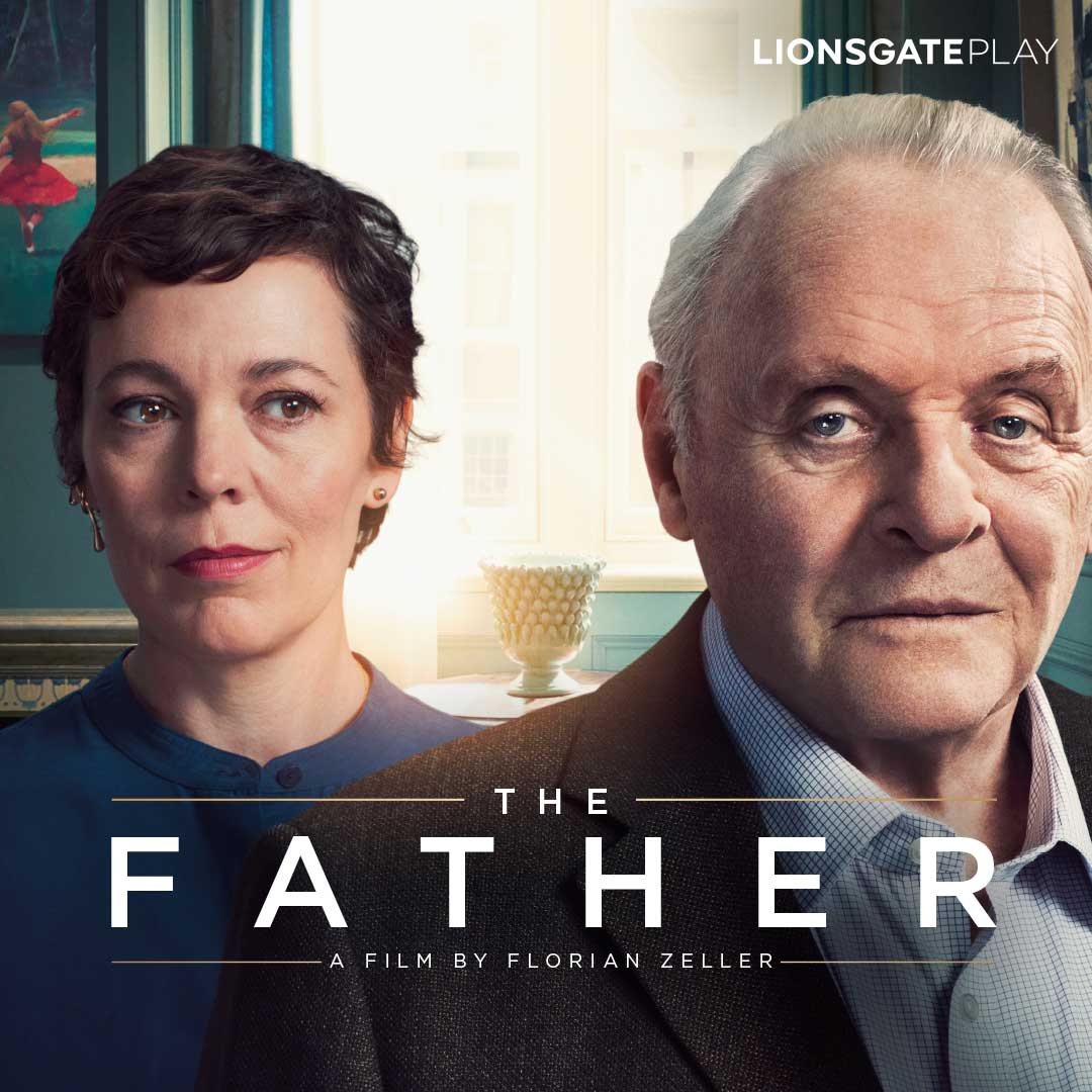 Anthony Hopkin's Oscar Winning Film The Father To Release In India On Friday 3 rd September Exclusively On Lionsgate Play