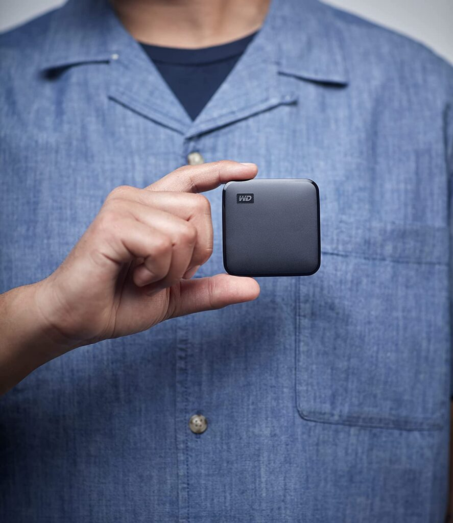 Western Digital Offers Pocket-Sized WD Elements™ SE External SSD to Mac and PC Users